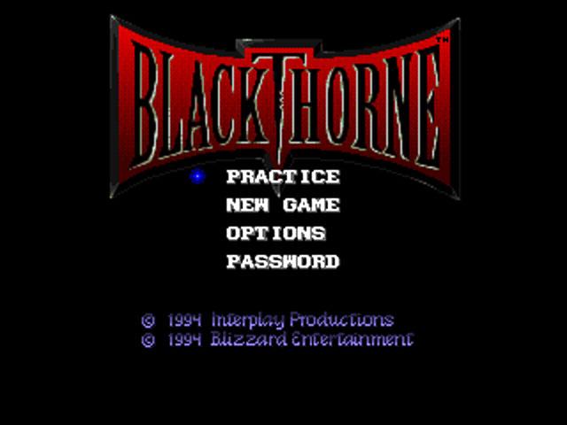 Blackthorne Captura de pantalla 1