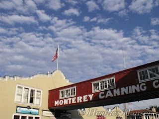 The Skyway to the Monterey Canning Company