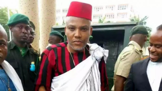 """President Buhari Sent 'Hausa Fulani' Dominated Jihadist Soldiers To Hold Me Hostage And Assasinate Me"" - Nnamdi Kanu."