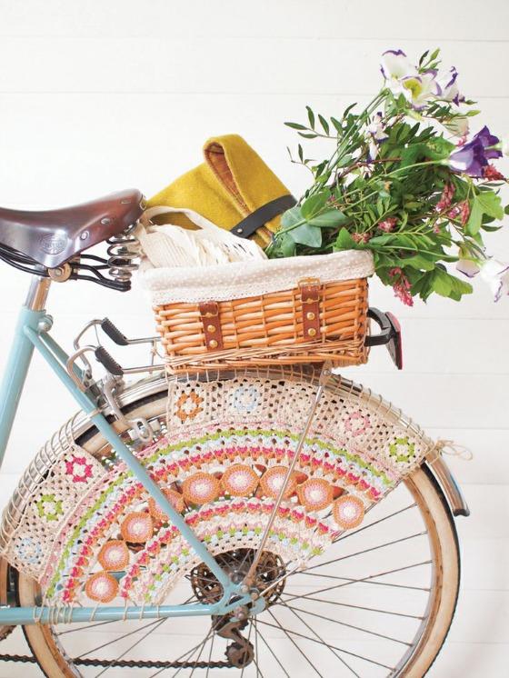 enfeitar bicicleta