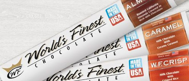 world's finest chocolate bars fundraiser