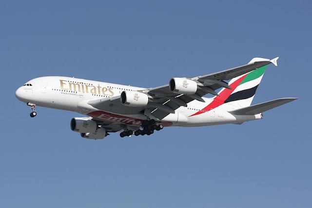 Gambar Pesawat Airbus A380 02