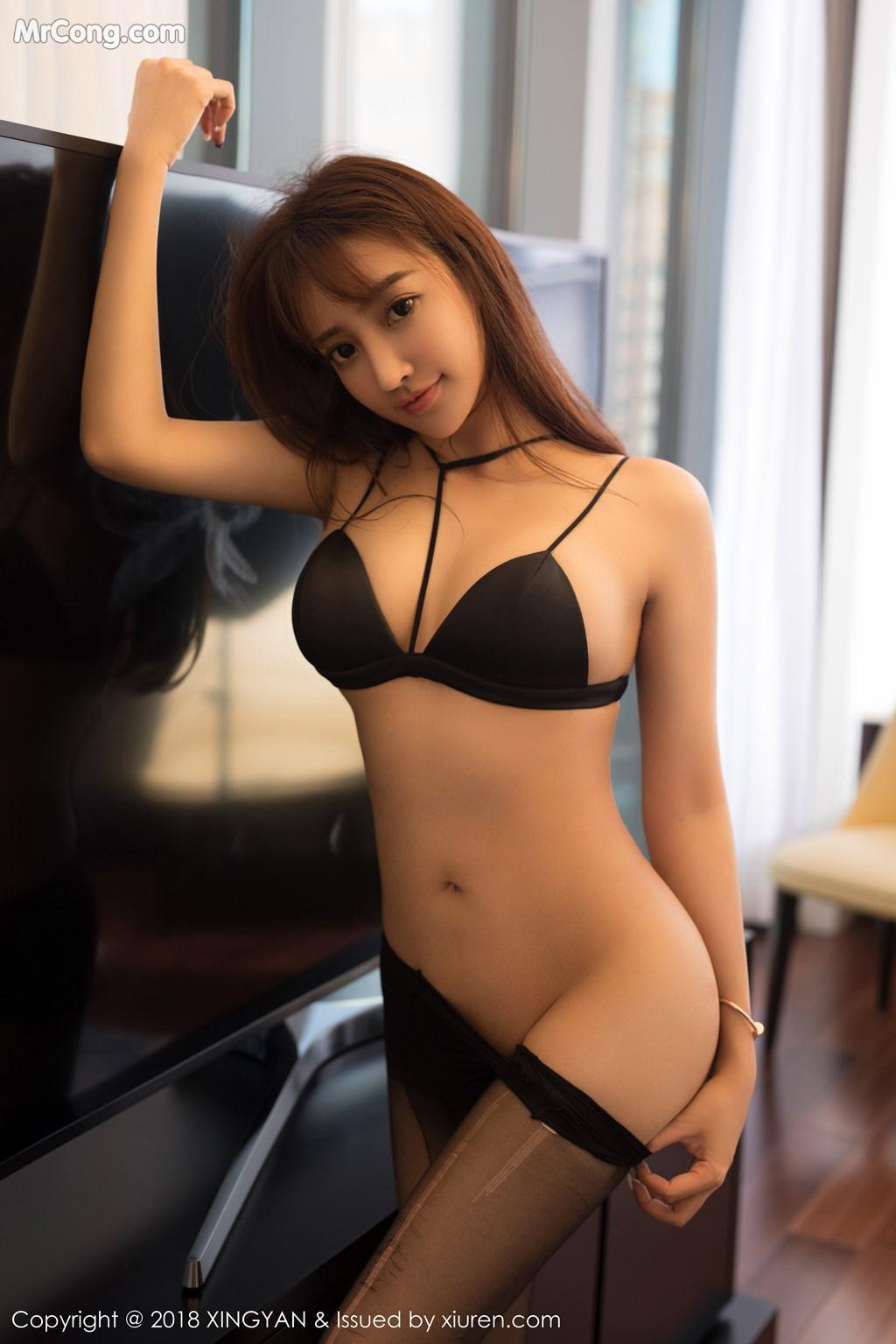 Image XingYan-Vol.100-Various-Models-MrCong.com-047 in post XingYan Vol.100: Various Models (102 ảnh)