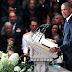 Former President Barack Obama Worked Some Subtle Trump Jabs Into His John McCain Eulogy