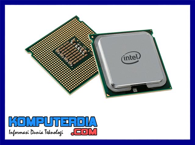 Pengertian processor, fungsi processor dan cara kerja processor