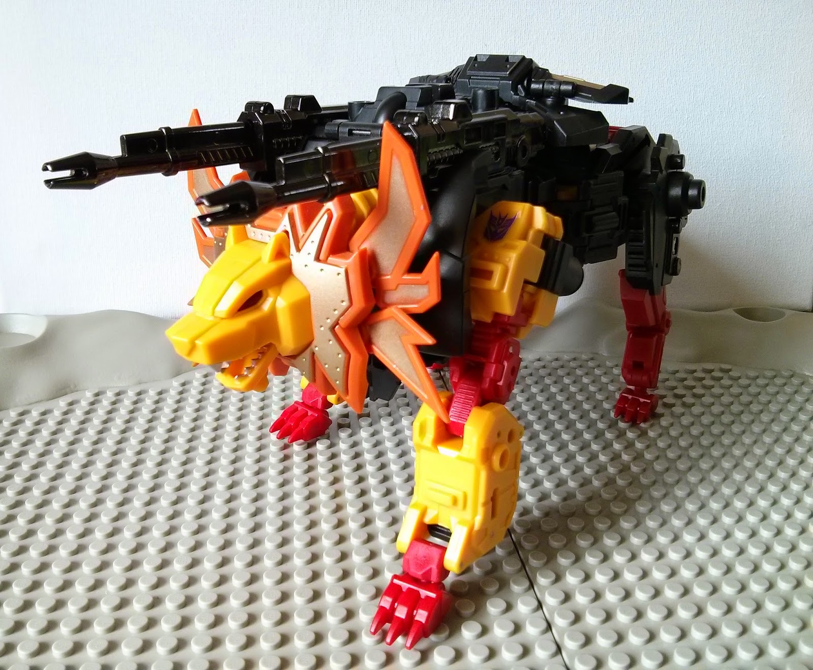 leo dux lion mode