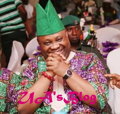 Photos..WAEC reveals dancing senator, Ademola Adeleke had F9 in English, did not seat for the rest of his papers