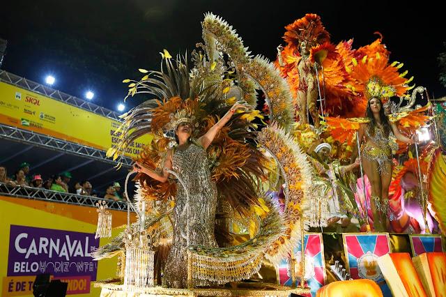 Escola de Samba Acadêmicos de Venda Nova  é Hexa Campeã no Carnaval de Belo Horizonte 2019