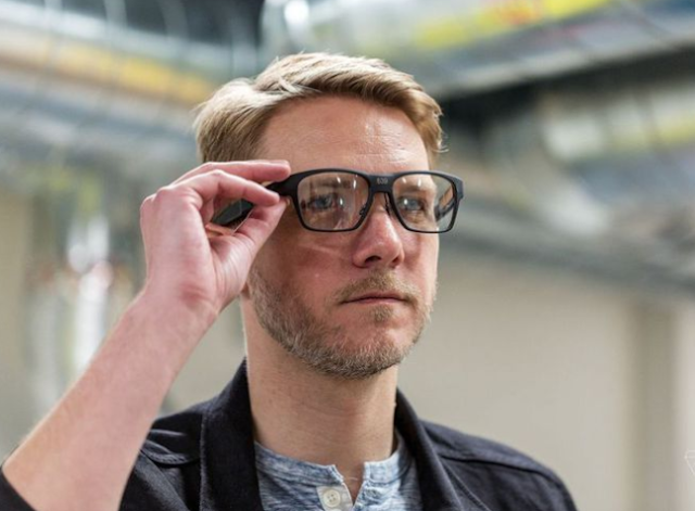 Intel Buat Kacamata Pintar Modis