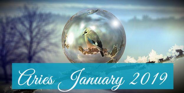Aries Horoscope January 2019