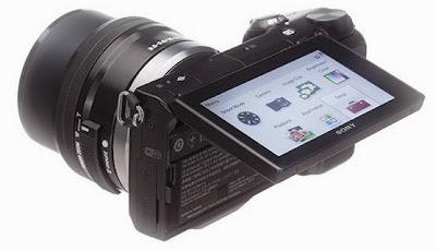 Kamera Mirrorless Sony 2013