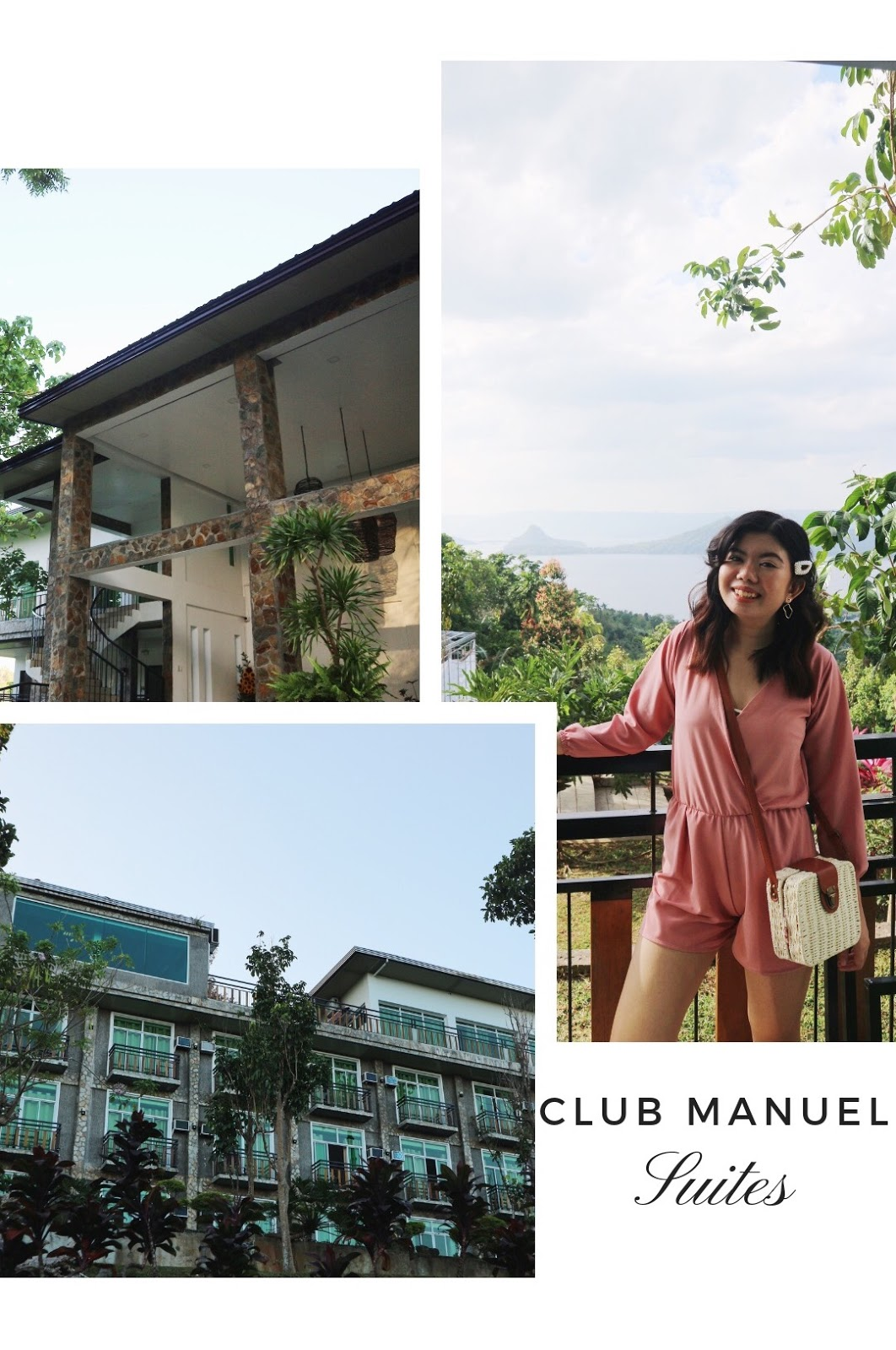 Shercon Resort and Ecology Park Club Manuel Suites viewing Taal Volcano