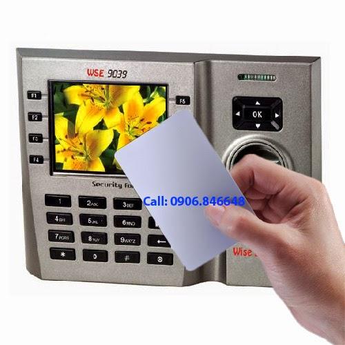 Thẻ cảm ứng dùng cho máy WISE EYE WSE-9039