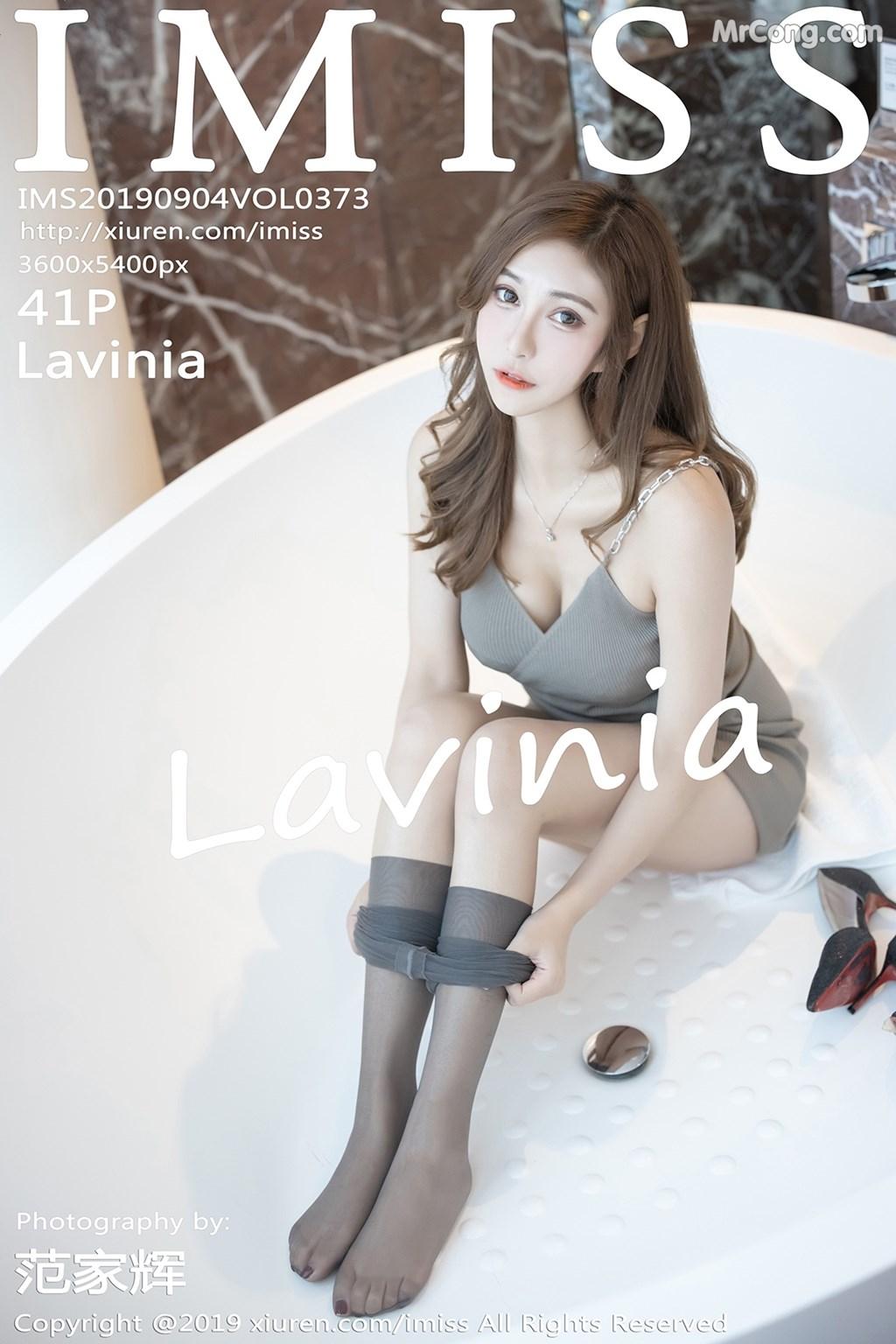 IMISS Vol.373: Lavinia (42 ảnh)