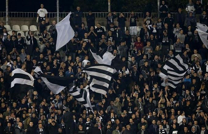 Bakljada Grobara na treningu Partizana! (VIDEO)