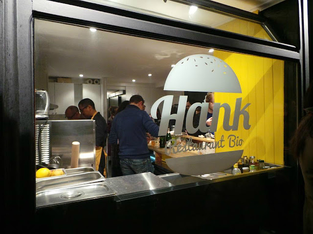 Hank restaurant burgers veggie vegan paris 75003