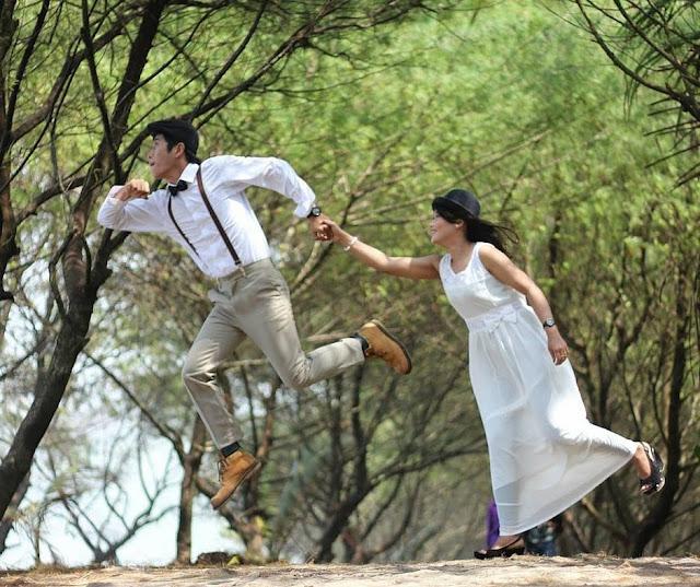 Pantai Criwik, Lokasi Pre-wedding Keren Nan Eksotis di Kebumen