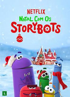 Natal com os StoryBots Dublado Online