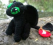 http://www.ravelry.com/patterns/library/toothless-the-dragon-2