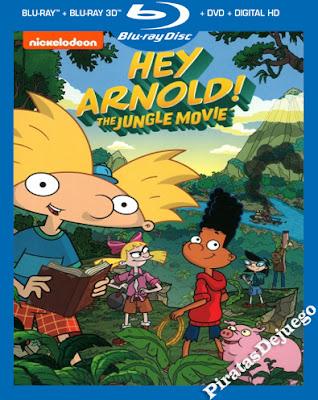¡Hey Arnold! Una Peli En La Jungla (2017) HD 1080P Latino
