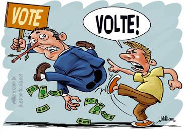 Resultado de imagem para eleições 2018 charge