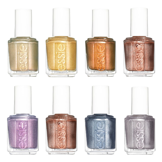 Essie Treat Love and Color Metallics Collection