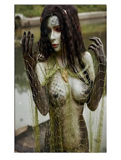 Mermaid Cosplay por Jannet Incosplay