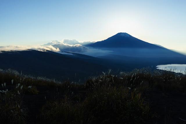 明神山(鉄砲木ノ頭)山頂からの景色