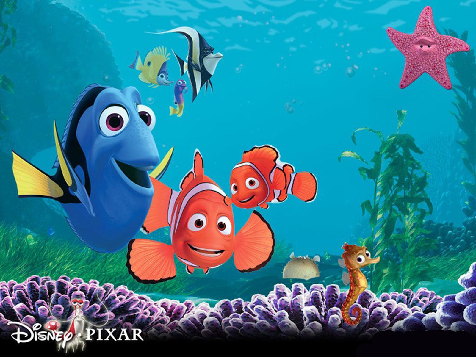 Gambar Ikan Nemo Lucu  Gambar V