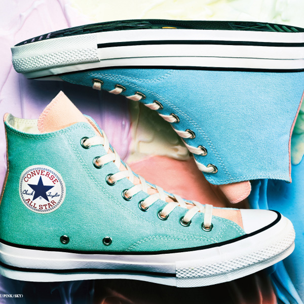 15a98f33c043 CONVERSE ADDICT 2018 SPRING II COLLECTION ~ IN MY BOOK STORE