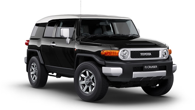 List of Toyota FJ Cruiser Types Price List Philippines