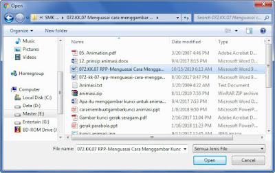 kirim file atau berkas word excel pdf gambar via email gmail