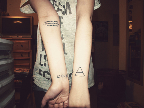 Small Arm Tattoo For Girl: Women Fashion And Lifestyles