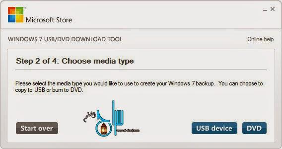 Installer Windows via une clé USB