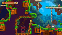 Iconoclasts - First area