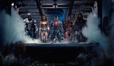 Justice League فيلم رابطة العدالة