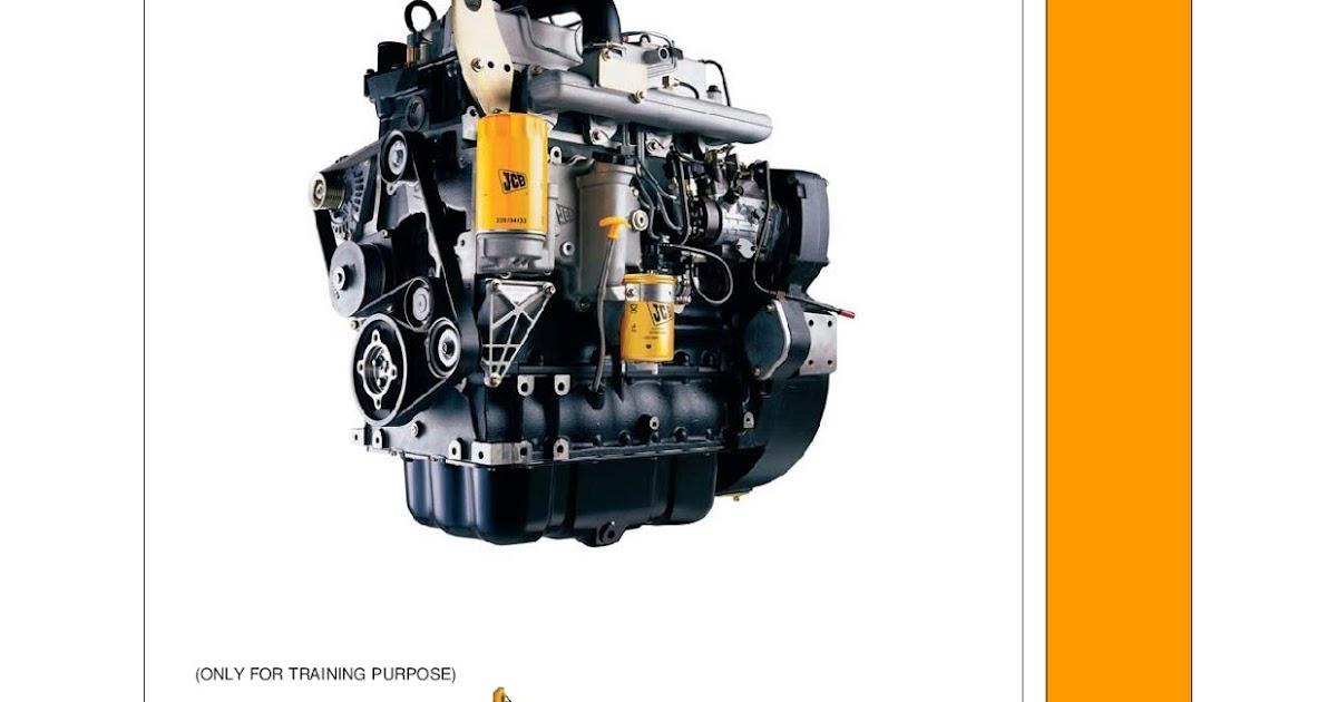 ALLKnowledgeFun JCB BASIC ENGINE TRAINING MANUAL 1