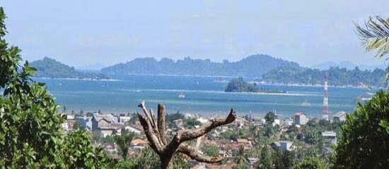visit Lampung, teluk lampung tujuan wisata