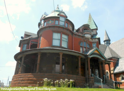 Victorian Mansion in Middletown Pennsylvania