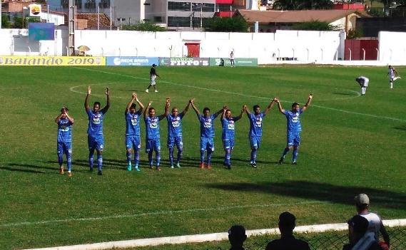 30857f3ffa Jacobina bate o Jacuipense por 3x2 no José Rocha - Futebol Baiano ...