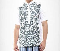 Alfamind Baju Koko Putih Itang Yunasz ANDHIMIND