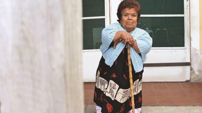 La historia de Nancy es una de las miles de personas de talla baja que surgen en Bolivia / ROMA HIDALGO
