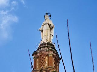 San Juan de Aznalfarache - Monumento al Sagrado Corazón