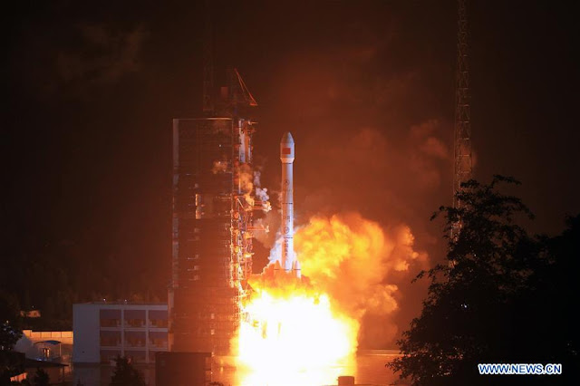Satelite Tiantong-01