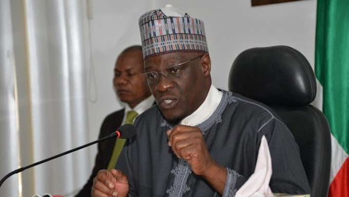 BREAKING: Kwara Governor Abdulfatah Dumps APC For PDP