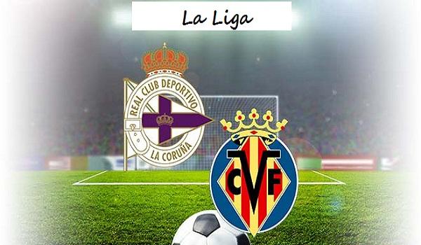 Deportivo La Coruna vs Villarreal Highlights 12 May 2018