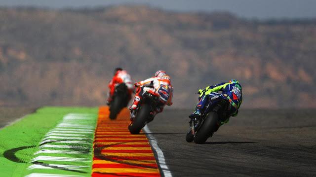 Rossi: Marquez Buat Langkah Besar Menuju Gelar Juara Dunia