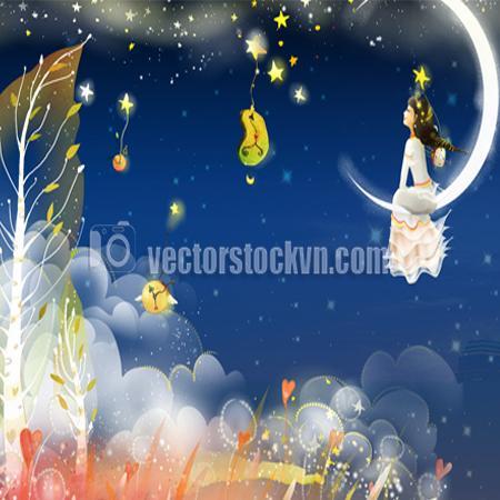 Tranh chòm sao bầu trời