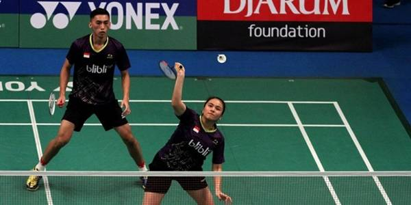 Semifinal Indonesian Masters Grand Prix Gold 2016