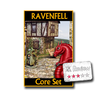 Frugal GM Review: Fat Dragon Games Ravenfell Core Set